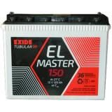 Exide ELMaster 150 150AH Tall Tubular Battery