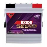 Exide Gelmagic 1500 150AH Flate Plate Battery