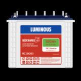 Luminous RED CHARGE - RC 18000 150AH Tall Tubular Battery