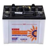Exide 6LMS20 20AH Solar Tubular Battery