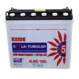 Exide 6LMS100 100AH Solar Tubular Battery