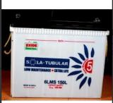Exide 6LSM150 150AH Solar Tubular Battery