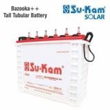 Su-kam Warrior++ 200AH Tall Tubular Battery
