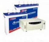 Microtek EB 2000VA Square Wave Inverter & Mtekpower EB 1800TT 150AH Tall Tubular Battery